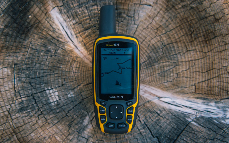 fitnessinf Expert Advice: How to Choose and Use a GPS Receiver - Handheld GPS device