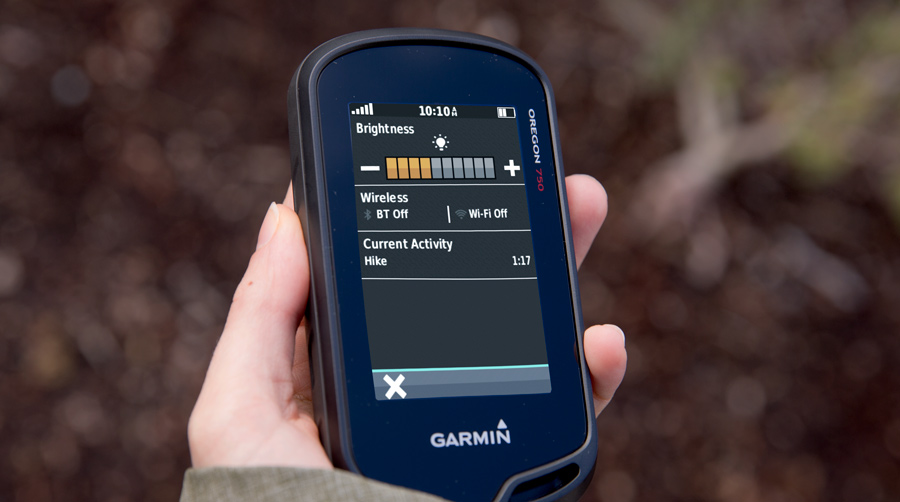 fitnessinf Expert Advice: How to Choose and Use a GPS - GPS Battery Tips: dimming the backlight on your GPS device
